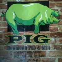 Photo prise au The Green Pig Pub par David L. le9/26/2012