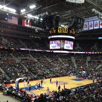 Foto scattata a The Palace of Auburn Hills da Francisco G. il 3/7/2013
