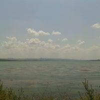 Снимок сделан в Büyükçekmece Gölü пользователем Panzehir_instanbul 7/15/2013