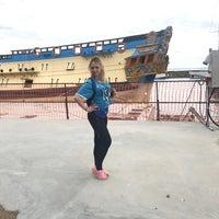 Foto scattata a Историческая верфь «Полтава» da Katerina 👸 il 6/13/2018