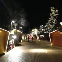 Foto tirada no(a) Weihnachtsmarkt Meran / Mercatino di Natale Merano por Daniele D. em 12/19/2012