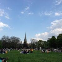 5/6/2013 tarihinde Loic D.ziyaretçi tarafından Clissold Park'de çekilen fotoğraf