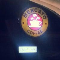 6/6/2013 tarihinde Noory ♒.ziyaretçi tarafından Mercato Coffee'de çekilen fotoğraf