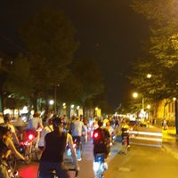Photo prise au Critical Mass Berlin par Ksusha C. le8/30/2019
