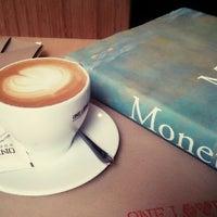 Снимок сделан в ONE LOVE espresso bar пользователем Ksusha C. 9/11/2014