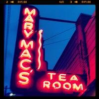 Das Foto wurde bei Mary Mac's Tea Room von John M. am 7/6/2013 aufgenommen
