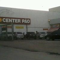 Foto tirada no(a) Center Pão por Bruna B. em 5/1/2013
