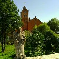 Foto tirada no(a) Замок Радомиcль / Radomysl Castle por Yuriy em 5/1/2013