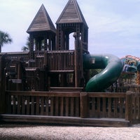 Photo Taken At South Beach Park And Sunshine Playground By Erin R On 7