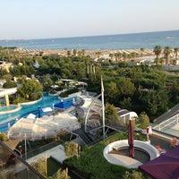 8/16/2013 tarihinde Fırat Ö.ziyaretçi tarafından Sensimar Side Resort & Spa'de çekilen fotoğraf