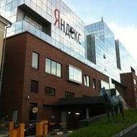 Foto diambil di Yandex HQ oleh Evgeny E. pada 7/1/2013