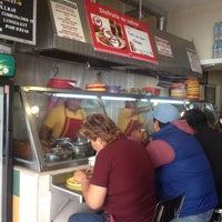 7/12/2013 tarihinde Dánae M.ziyaretçi tarafından Tacos sarita'de çekilen fotoğraf
