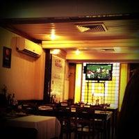 Das Foto wurde bei Santo Antônio Restaurante e Churrascaria von Luiz Paulo M. am 10/28/2012 aufgenommen