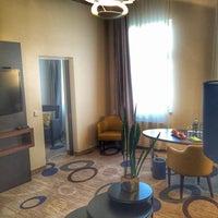 Das Foto wurde bei Sheraton Hannover Pelikan Hotel von Christian K. am 9/2/2015 aufgenommen