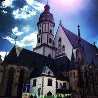 Das Foto wurde bei Thomaskirche von Christian K. am 7/1/2013 aufgenommen