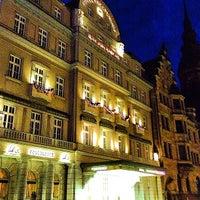 รูปภาพถ่ายที่ Hotel Fürstenhof โดย Christian K. เมื่อ 12/29/2012