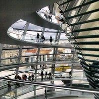 11/5/2012にSasha M.がReichstagskuppelで撮った写真