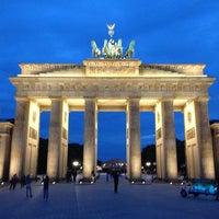 6/28/2013 tarihinde Wim M.ziyaretçi tarafından Brandenburg Kapısı'de çekilen fotoğraf