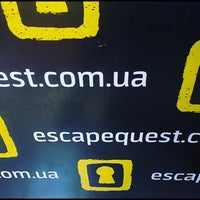 Foto scattata a Escape Quest da Darina Y. il 4/16/2016