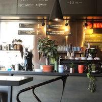 Foto tomada en Novo Coffee por Khalid A. el 4/17/2018