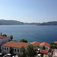 8/25/2013 tarihinde Erhan K.ziyaretçi tarafından Hotel Sonne'de çekilen fotoğraf