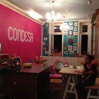 รูปภาพถ่ายที่ Condesa โดย Kerstin Klein เมื่อ 7/2/2013
