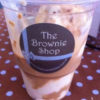Foto diambil di The Brownie Shop oleh Raquel S. pada 4/3/2014