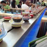 Снимок сделан в Wasabi Modern Japanese Cuisine пользователем Sharyn L. 8/3/2013