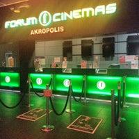10/8/2012 tarihinde Emre B.ziyaretçi tarafından Forum Cinemas Akropolis'de çekilen fotoğraf