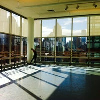 10/24/2014 tarihinde Marcela B.ziyaretçi tarafından The Ailey Studios (Alvin Ailey American Dance Theater)'de çekilen fotoğraf