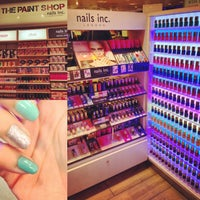 827bcc5d7c9a0 ... Photo taken at THE PAINT SHOP Nails Inc by A A. on 6 28 ...
