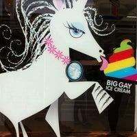 4/26/2013にStephanie C.がBig Gay Ice Cream Shopで撮った写真