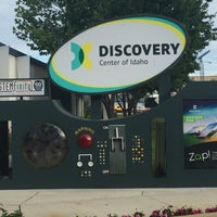 Photo taken at Discovery Center of Idaho by Clif S. on 6/17/2016