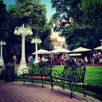 Foto diambil di Hermitage Garden oleh Mike T. pada 6/24/2013