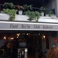 5/3/2014 tarihinde Yalçın D.ziyaretçi tarafından Fazıl Bey'in Türk Kahvesi'de çekilen fotoğraf
