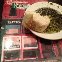 7/26/2013에 Cindy P.님이 Ricatoni's Italian Grill에서 찍은 사진
