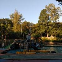 Gunung Lambak Water Park Pool
