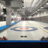 Снимок сделан в Московский кёрлинг-клуб / Moscow Curling Club пользователем Eka S. 2/1/2013