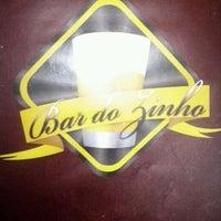 Foto tirada no(a) Bar do Zinho por Leandro G. em 2/6/2013