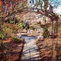 Foto diambil di The Garden at St. Luke in the Fields oleh Steve P. pada 1/6/2013