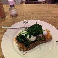 TEDS - Breakfast Spot in Amsterdam