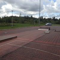 Foto tirada no(a) Littoisten Skate Park por Öde A. em 9/1/2013