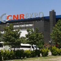 Foto tirada no(a) CNRExpo Fuar Merkezi por BALOĞLU T. em 6/24/2013