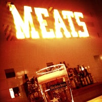 Снимок сделан в Meats пользователем Renato G. 4/28/2013