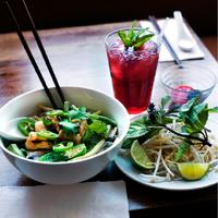 Снимок сделан в Falansai Vietnamese Kitchen пользователем Falansai Vietnamese Kitchen 1/2/2015