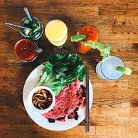 Снимок сделан в Falansai Vietnamese Kitchen пользователем Falansai Vietnamese Kitchen 5/9/2018