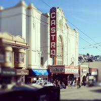 Photo prise au Castro Theatre par Manolo M. le11/4/2012