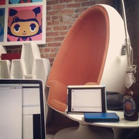 8/7/2013にMike 🐈 S.がGitHub HQ 3.0で撮った写真