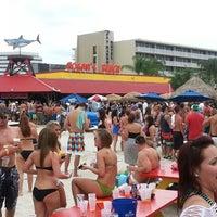 Photo Taken At Hogan 39 S Beach Tampa By Brian M On
