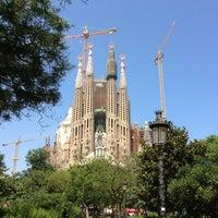 Foto tirada no(a) Sagrada Família por Duy P. em 7/12/2013